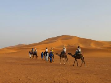Viaje A Marruecos Para Estudiantes