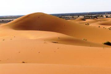 Merzouga-desierto