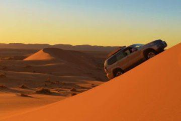 Tres Rutas Recomendadas Por Marruecos En 4X4