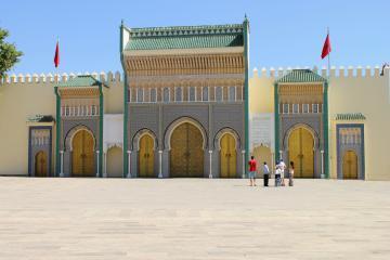Visita Guiada Por Fez