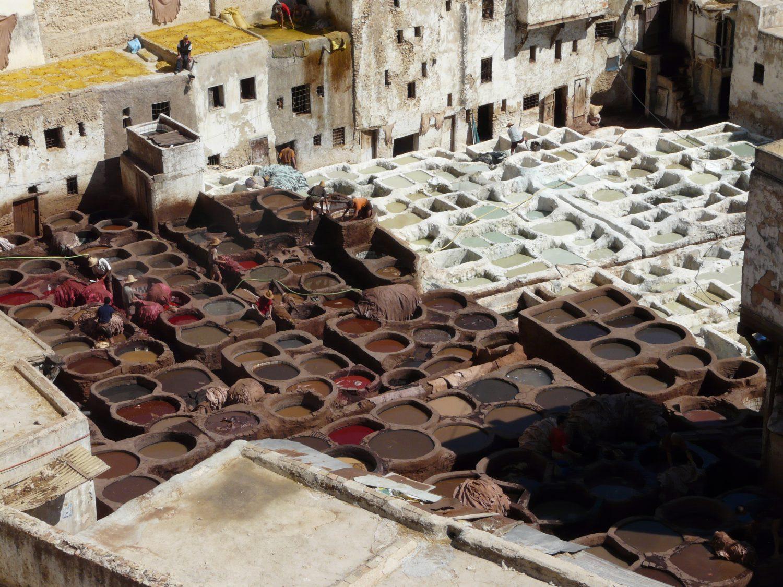 Fez-curtidores-marruecos