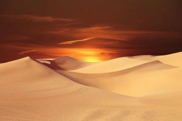 Riesci A Immaginare Di Trascorrere Una Fine Originale Dell'anno Nel Deserto Del Marocco?