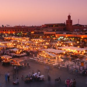 Guided Tour Of The City Of Marrakech