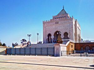 Rabat-mausoleo-hassan-ii