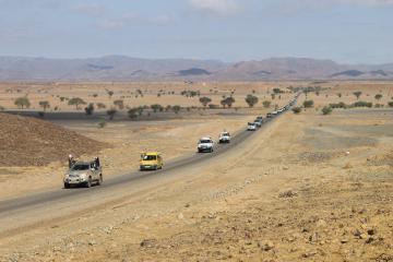 Excursión En 4x4 Por El Desierto