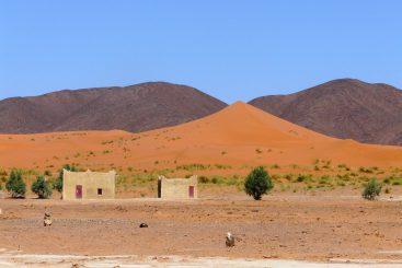 El Desierto De Marrakech