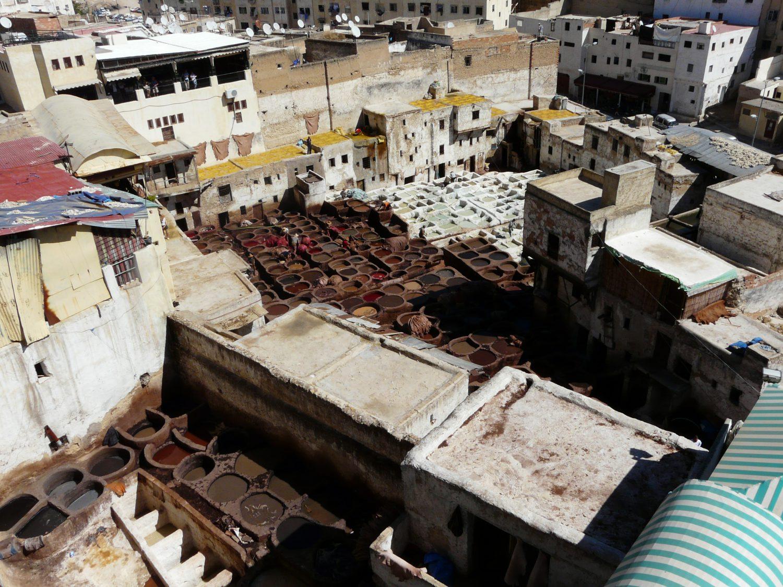 De Las Ciudades Imperiales Al Desierto