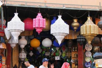 Visita Guiada A La Ciudad De Marrakech