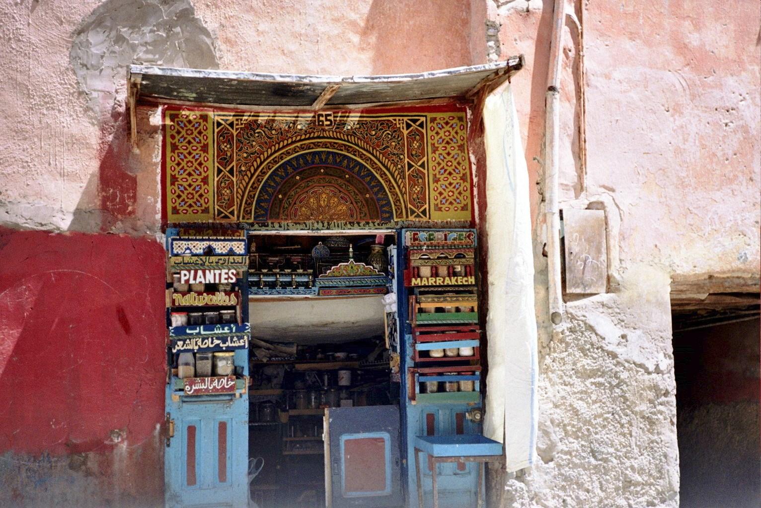 Marrakech, Atlas Y Desierto