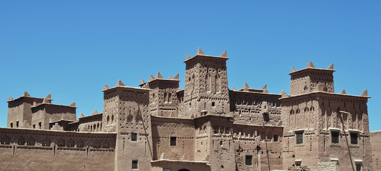 Ouarzazate-skoura-kasbah